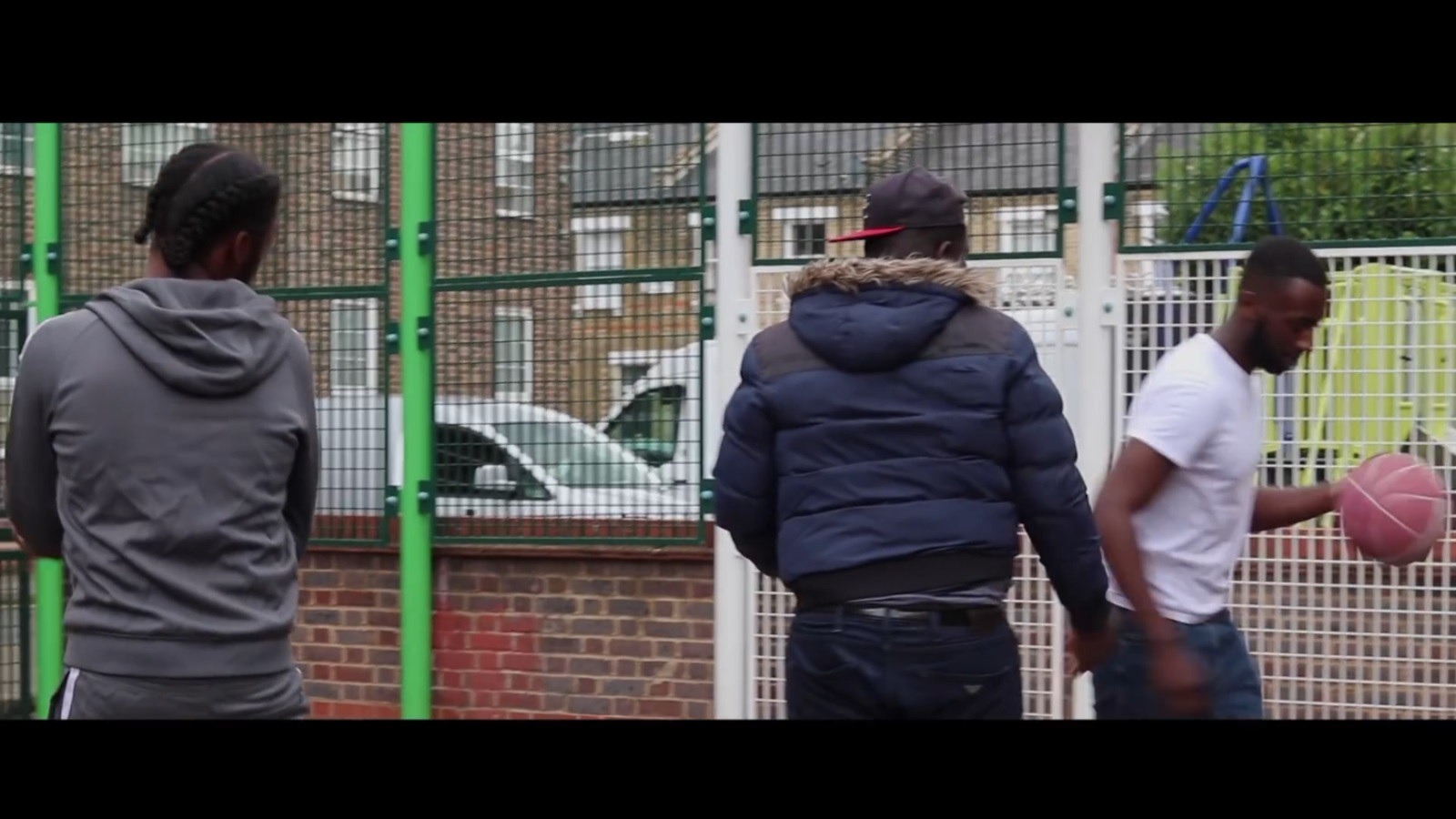 Still from Nort3y Productions short film Beat N' Delete shot in Greenwich London