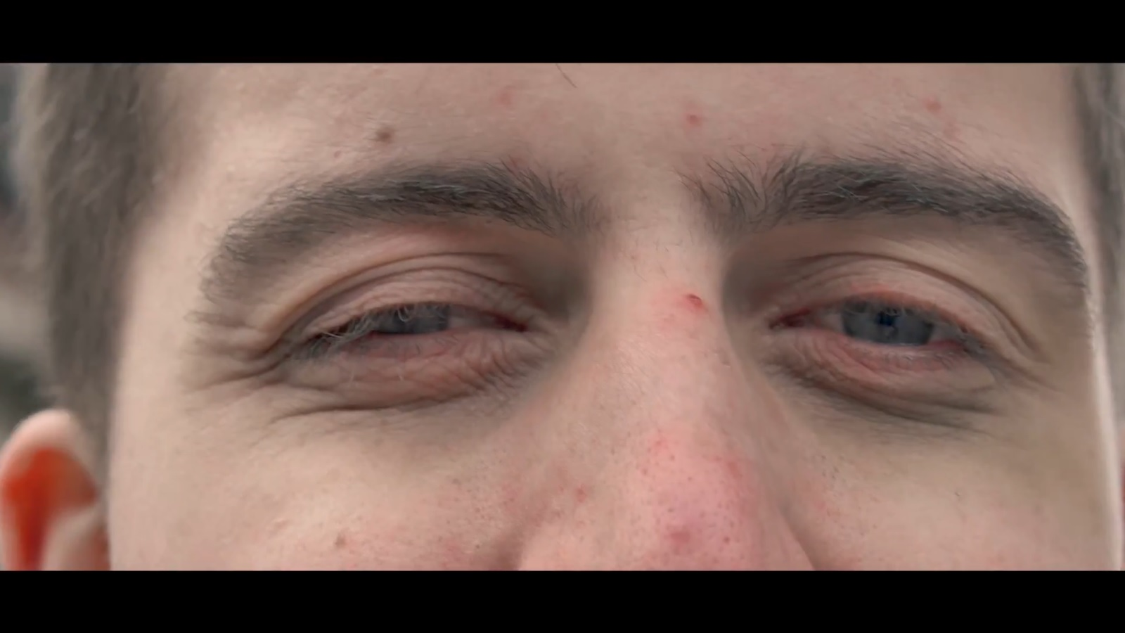 Still from LUFP student short film Worst Case Scenario of Olly Hill