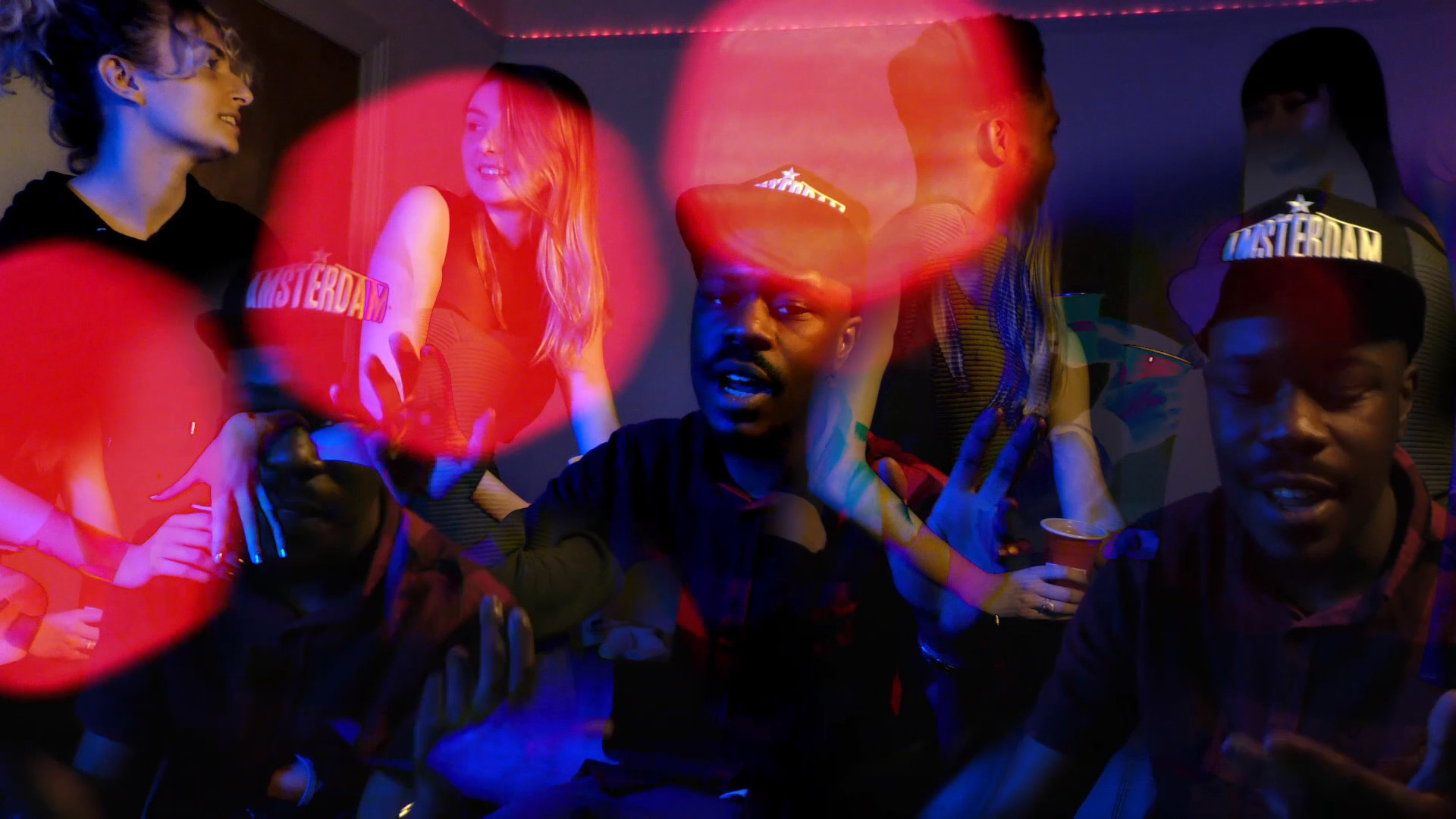 Still from Movement Films narrative music video Jepeto Knockz: Life Now