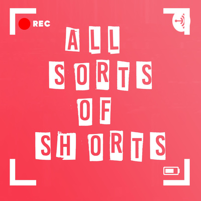 All sorts of shorts podcast logo