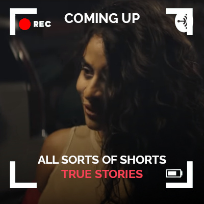 All sorts of shorts true stories episode thumbnail showing short film Gatekeeper with Jessie Reyez
