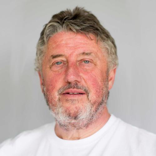 Actor Ian France