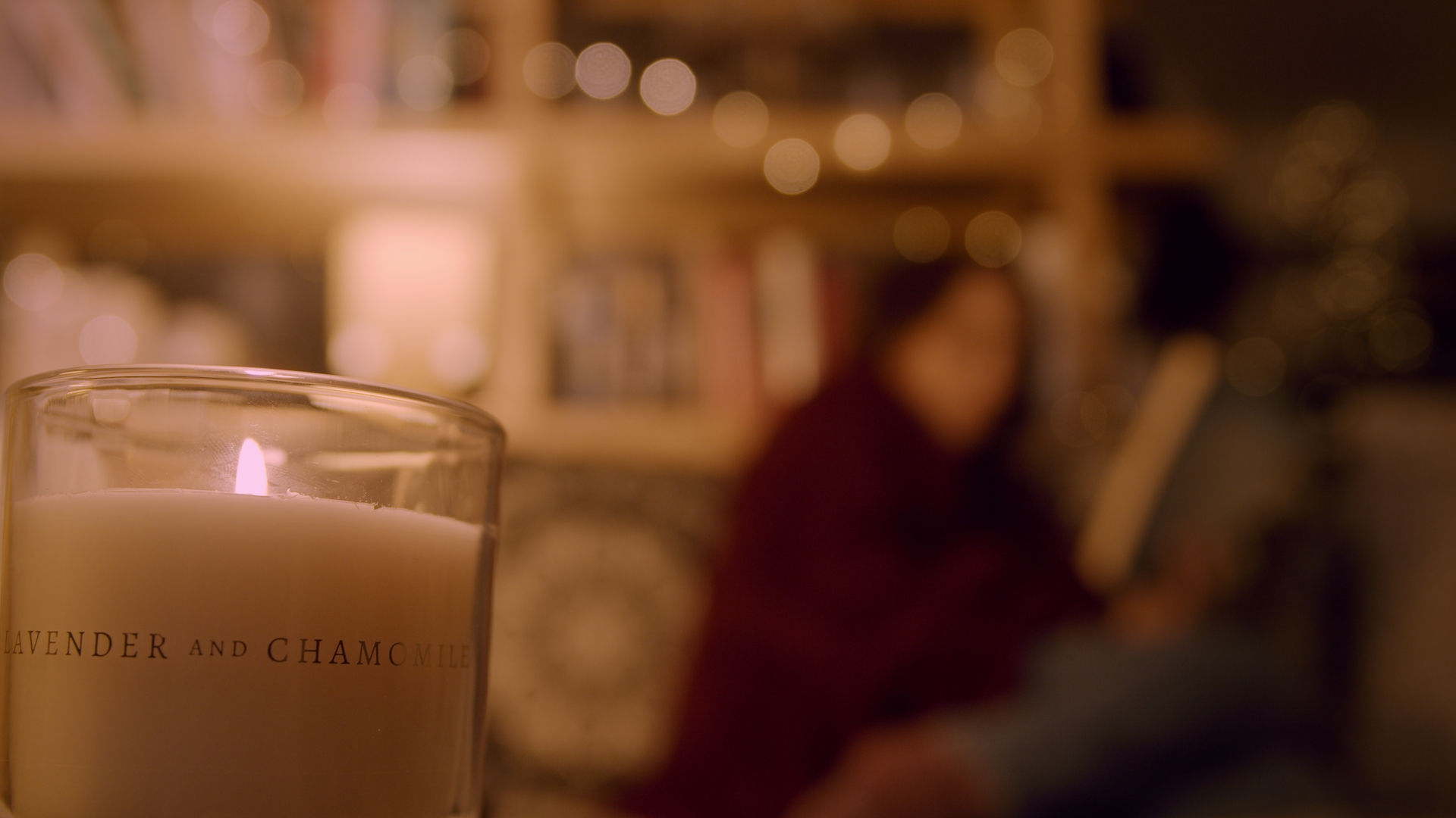 Joy Candles Narrative Commercial