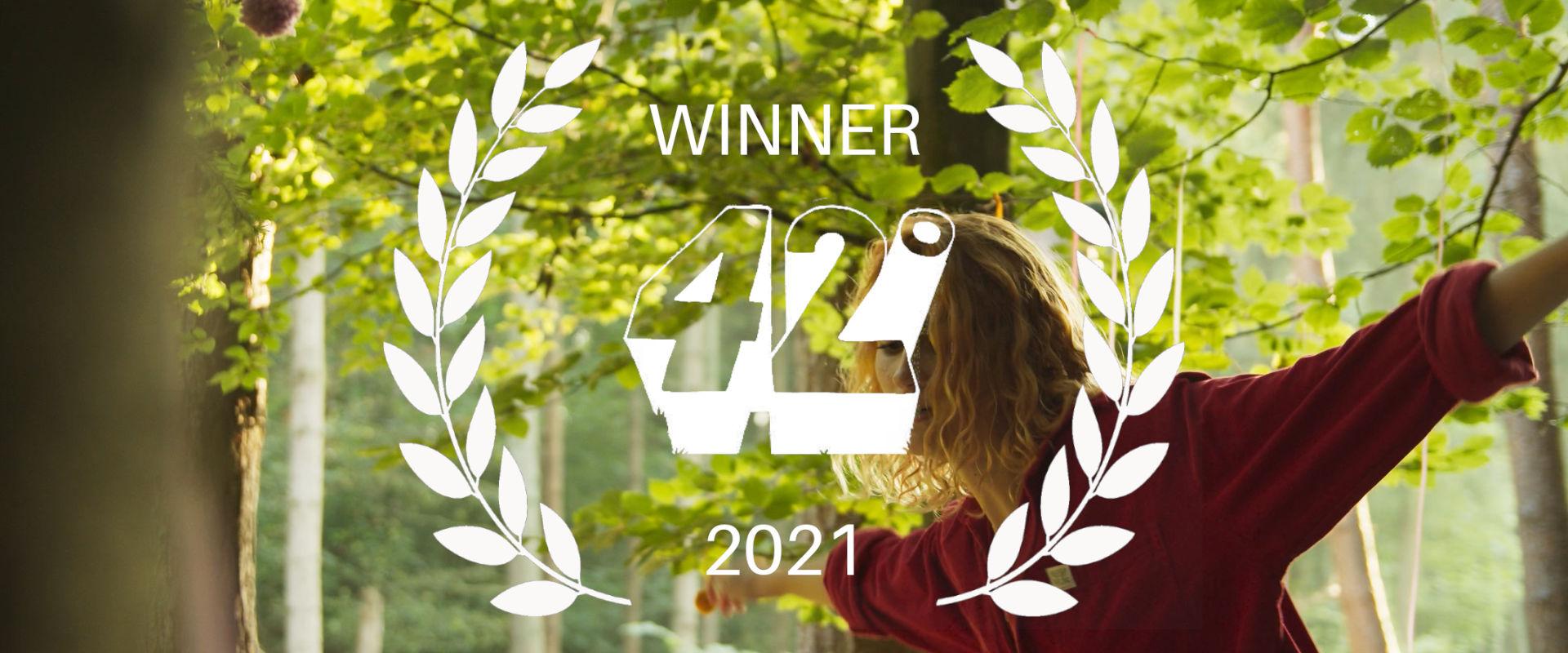 Robyn short dance film 42 degrees festival 2021 winner