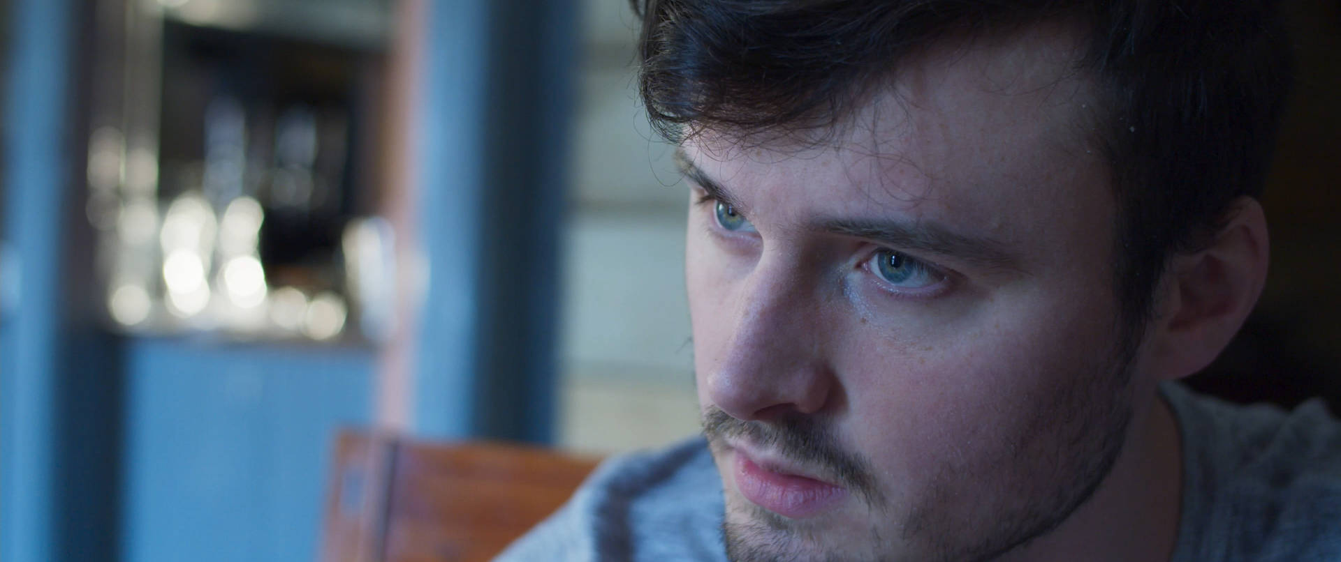Still from short film True Purpose directed by Ben Sanderson