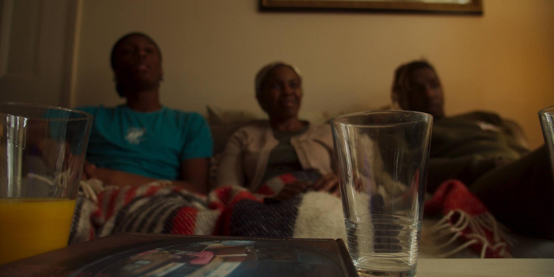 Still from Brother's Keeper short film