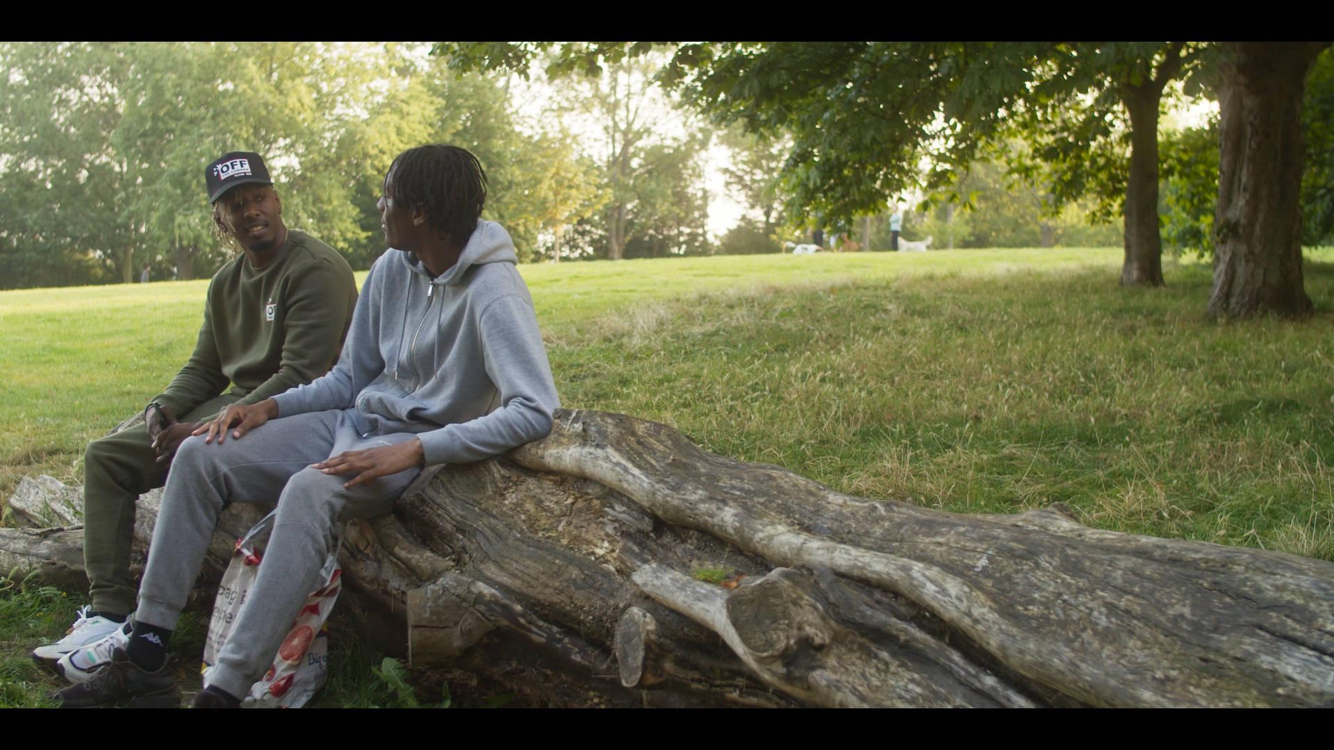 Still from short film Brother's Keeper