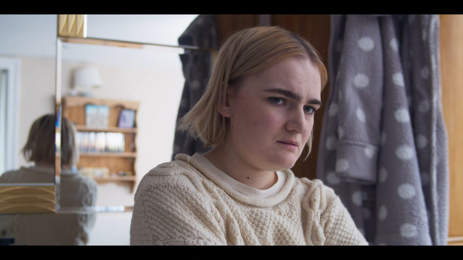 Still from Movement Films' short film There, There
