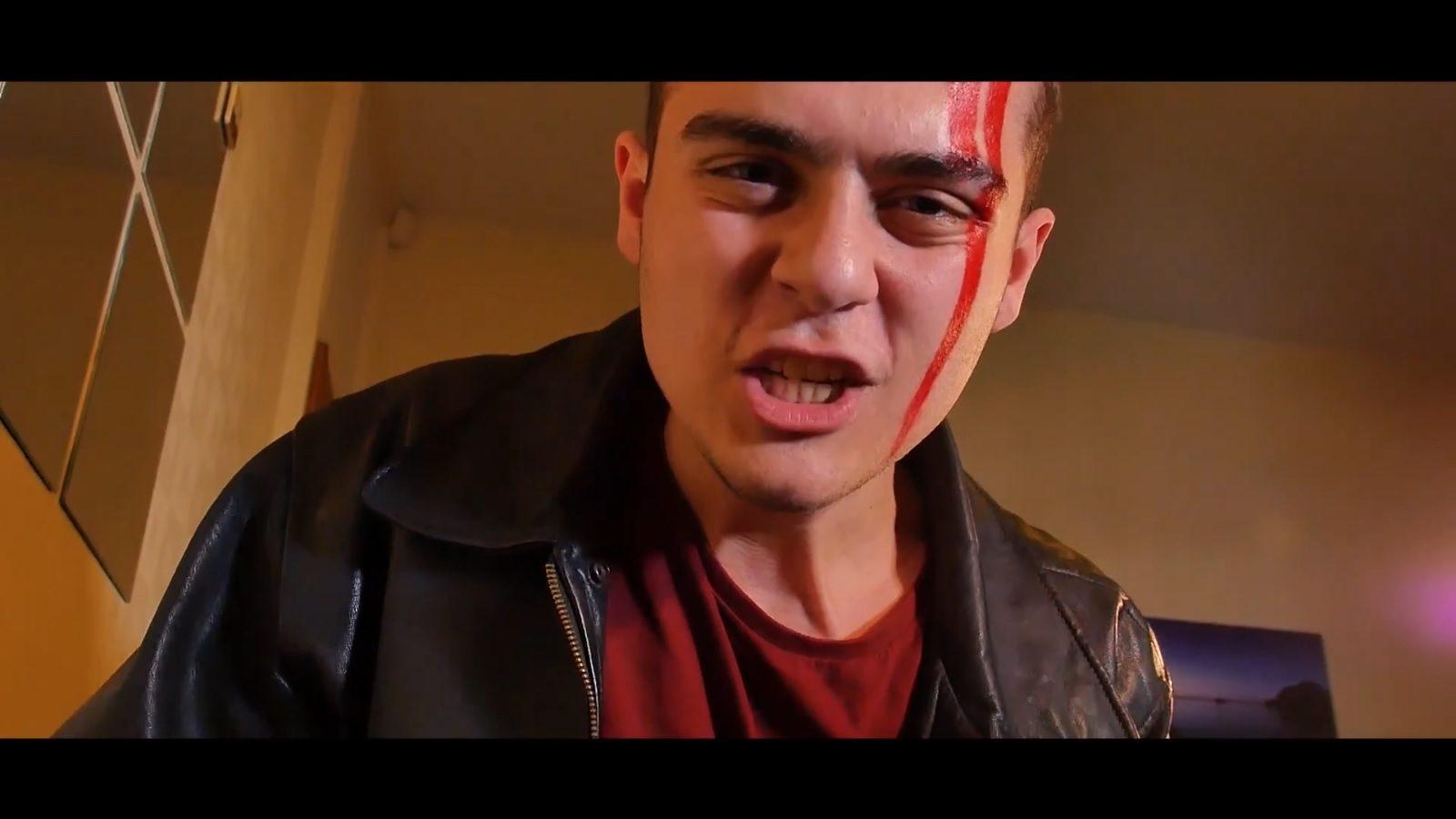 Still from LUFP student short film Worst Case Scenario of Victor Pirvu