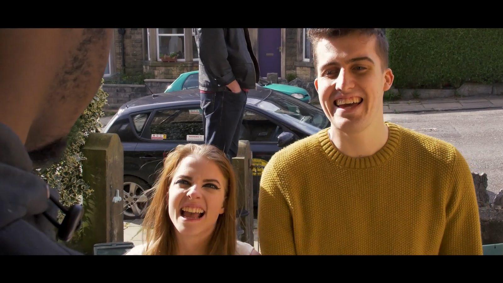 Still from LUFP student short film